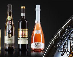 Produktová fotografia – fľaše